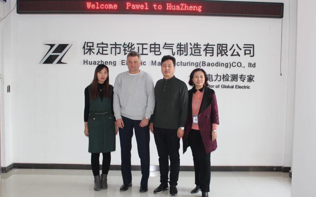 ZWARPOL zapoczątkował współpracę z wiodącym producentem sprzętu pomiarowego