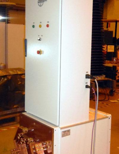 Automatyczny tester wielkoprądowy