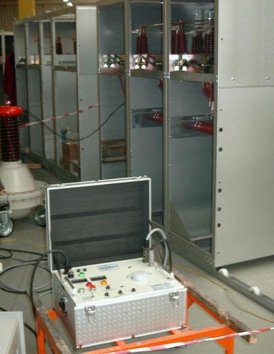 UP3-70 badanie rozdzielnic