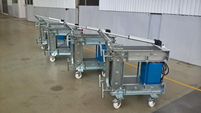 Pierwsza dostawa transformatora grzewczego do kabli typu HCP 80 przez Fabrykę Aparatów Elektrycznych ZWARpol Sp. z o.o.